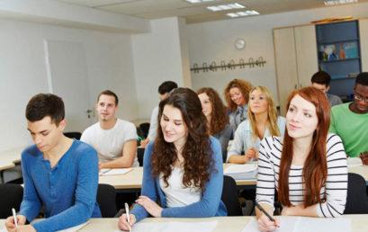 Liceo scienze umane – tradizionale